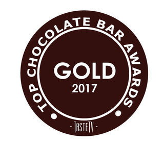 gold medal winner best dark chocolate made with coconut sugar