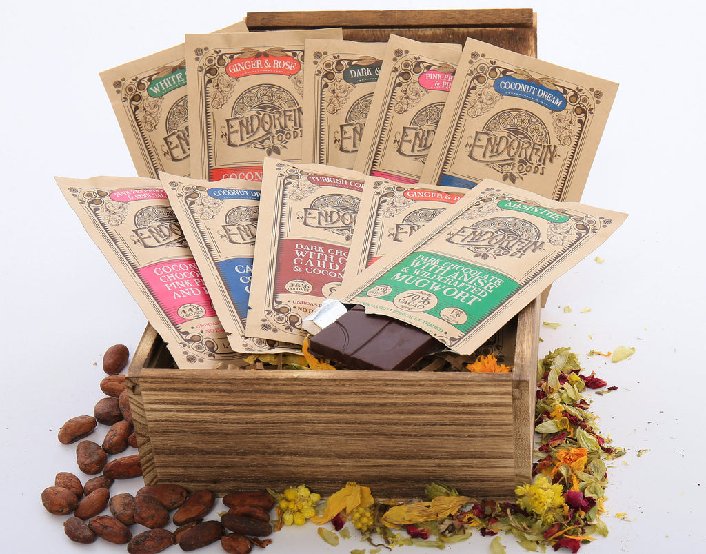 Chocolate Lover's Gift Set • Large