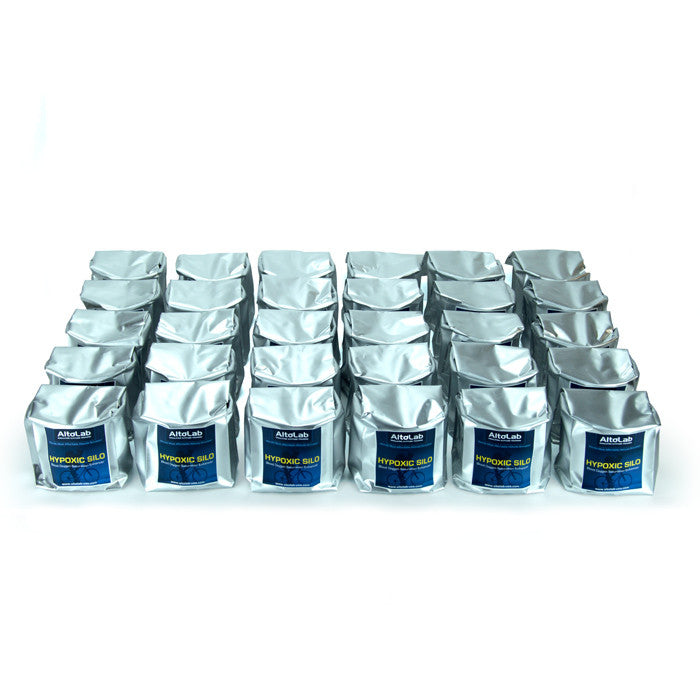AltoLab case of 30 Hypoxic Silos