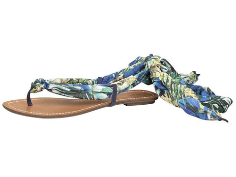 Ipanema Brazil Rio Flat Sandals - FINAL SALE