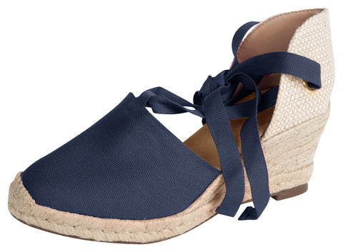 Jasmine Closed toe Wedge - FINAL SALE