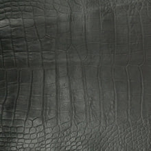 Load image into Gallery viewer, Croc-Print Basane