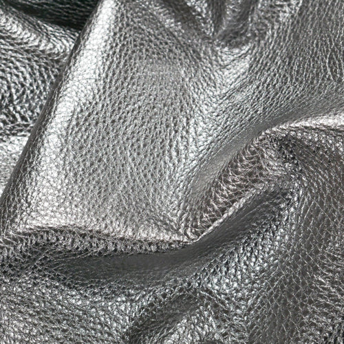 Metallic Dallas Cow Walter Reginald Group Gunmetal Sample Cutting