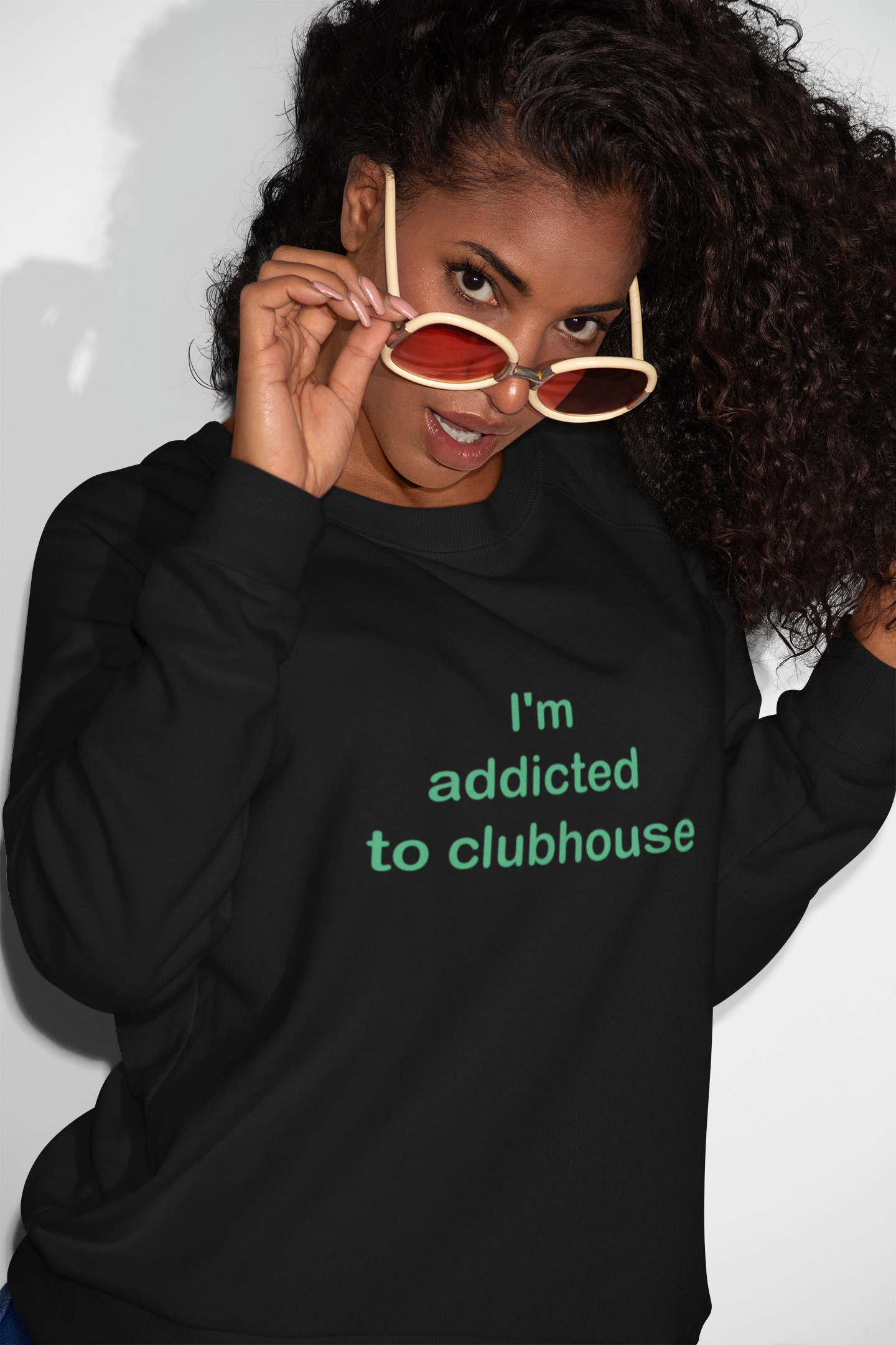 I'm Addicted to Clubhouse