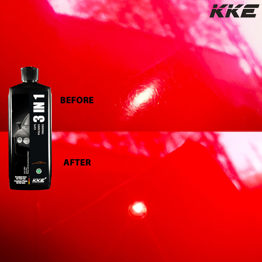 KKE 3 in 1 Paint Correction System