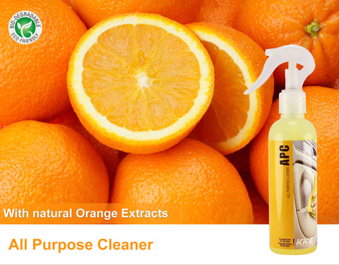 All Purpose Cleaner with Orange Extracts