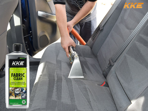 Upholstery Vacuum Cleaning