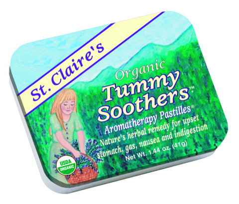 St. Claire's Organics - Tummy Soothers 39g