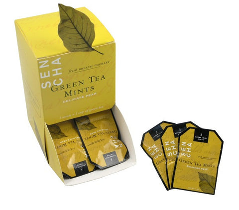 Organic Green Tea Mints