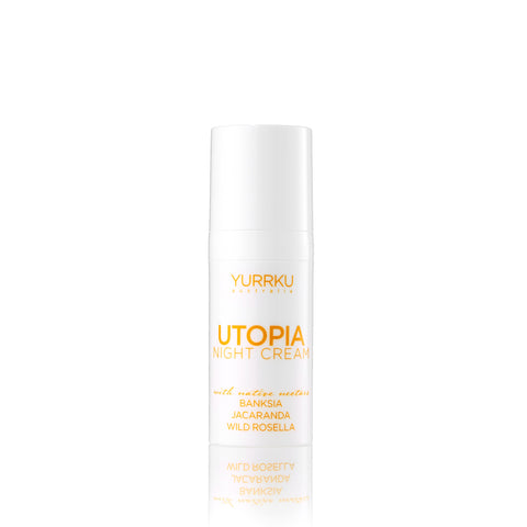 Yurrku - Utopia Night Cream 10ml