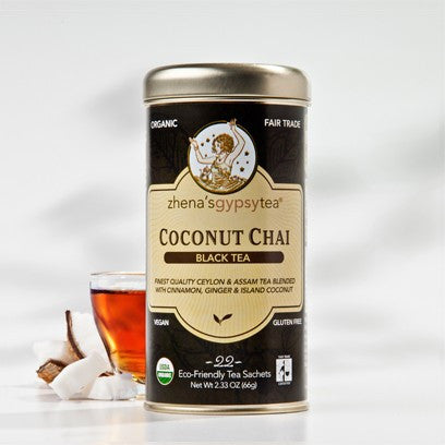 Zhena's Gypsy Tea - Coconut Chai 44g