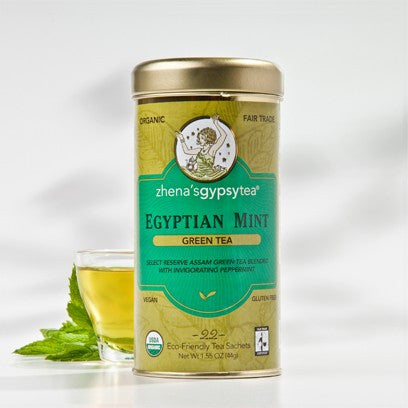Zhena's Gypsy Tea - Egyptian Mint 44g
