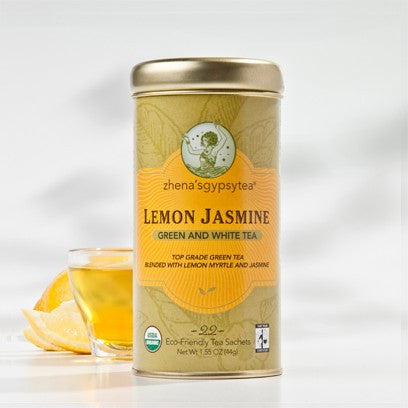 Zhena's Gypsy Tea - Lemon Jasmine 44g