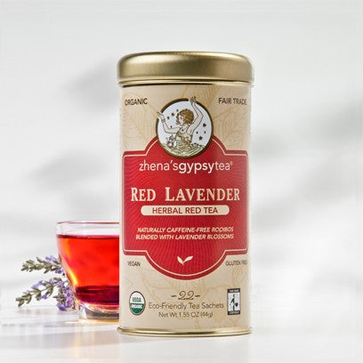 Zhena's Gypsy Tea - Red Lavender 44g