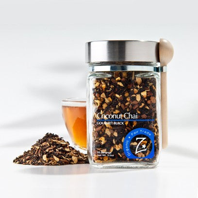Zhena's Gypsy Tea - Coconut Chai Jar 57g