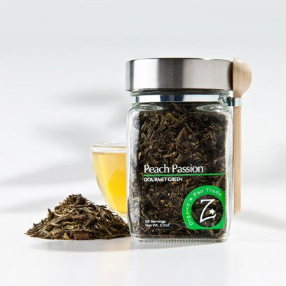 Zhena's Gypsy Tea - Peach Passion Jar 57g