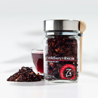 Zhena's Gypsy Tea - Wildberry Hibiscus Jar 57g