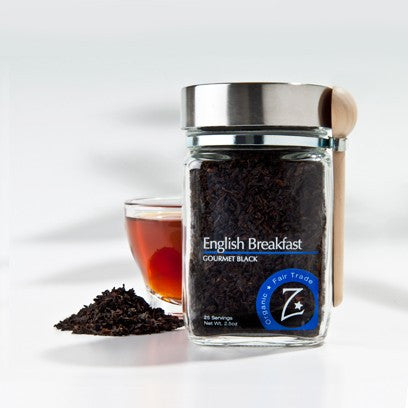 Zhena's Gypsy Tea - English Breakfast Jar 57g