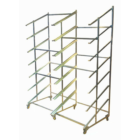 Bread Display Systems-7 Tier
