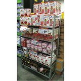 Retail Displays-5 Tier Basket Stand