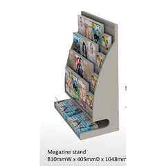 Retail Displays-Magazine Stand -Small