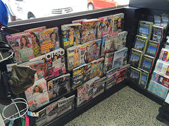 Retail Displays-Magazine Stand-Medium