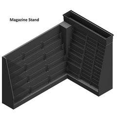 Retail Displays-Magazine Stand-Large