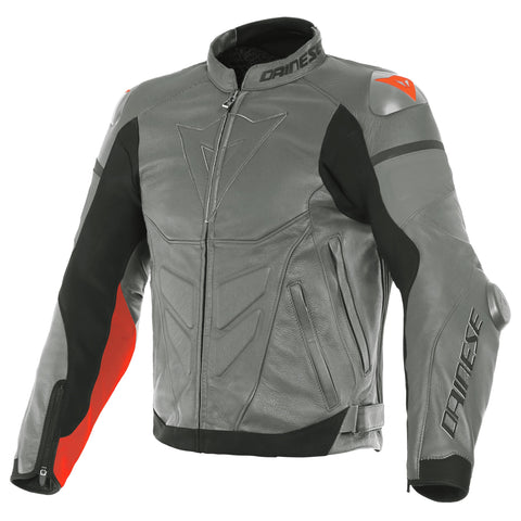 SUPER RACE PERF. LEATHER JACKET