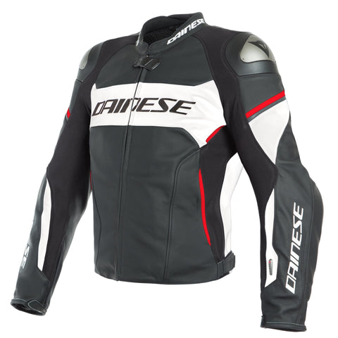 RACING 3 D-AIR PERF. LEATHER JACKET
