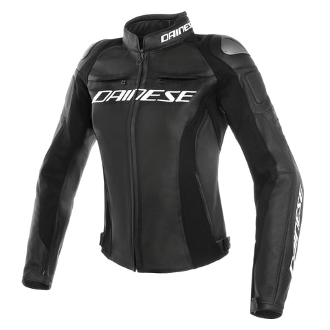 RACING 3 PERF. LADY LEATHER JACKET