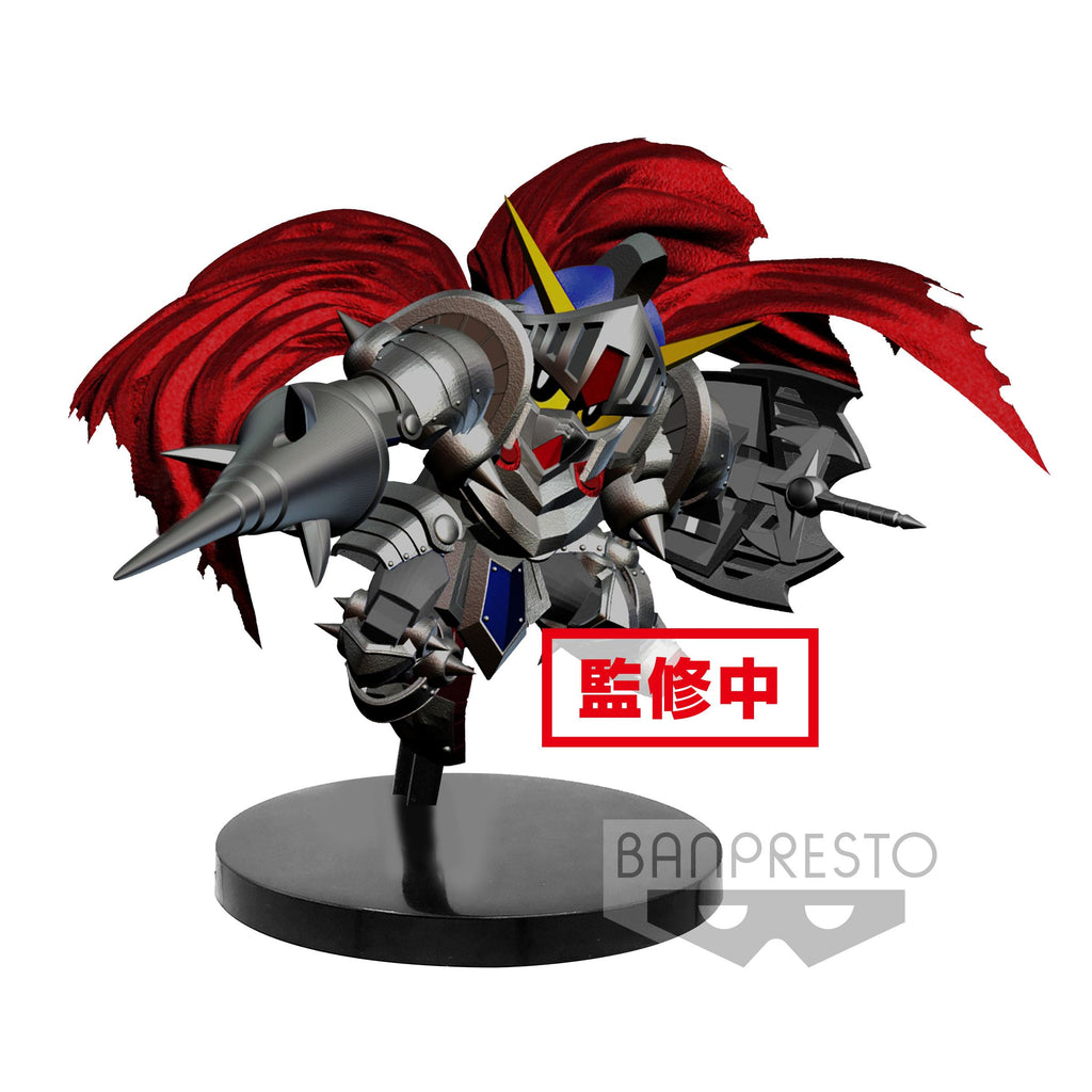SD Gundam Goukai PVC Statue Knight Gundam 10 cm - In Stock