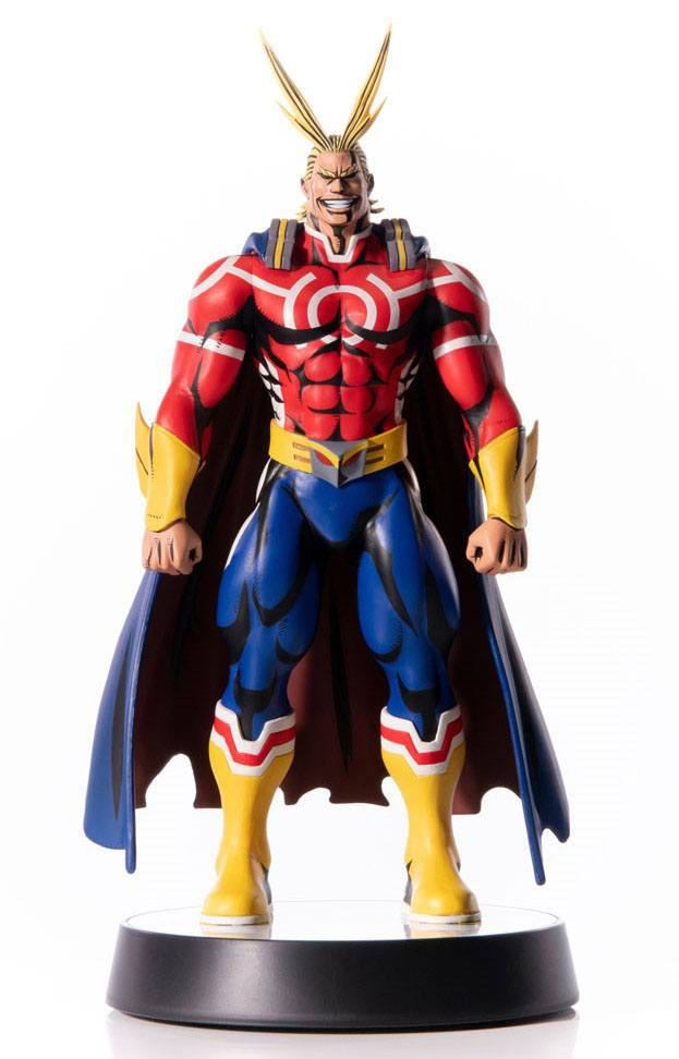 2021-05-My Hero Academia Action Figure All Might Silver Age (Standard Edition) 28 cm