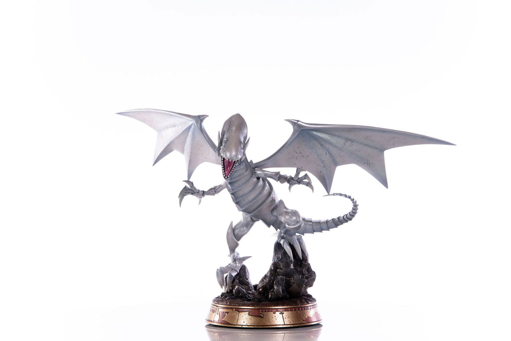 2021-08-Yu-Gi-Oh! PVC Statue Blue-Eyes White Dragon White Edition 35 cm