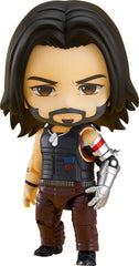 2021-10-Cyberpunk 2077 Nendoroid Action Figure Johnny Silverhand 10 cm