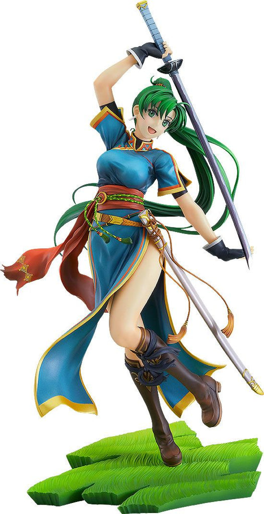 2021-12-Fire Emblem The Blazing Blade PVC Statue 1/7 Lyn 29 cm