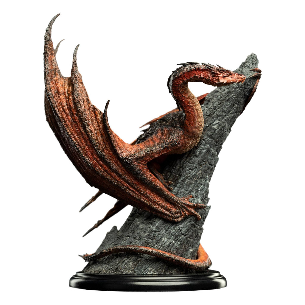2021-10-The Hobbit Trilogy Statue Smaug the Magnificent 20 cm