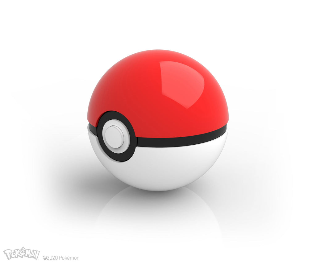 2021-06-Pokémon Diecast Replica Poké Ball