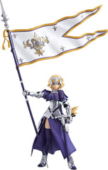 2021-11-Fate/Grand Order Figma Action Figure Ruler/Jeanne d'Arc 15 cm