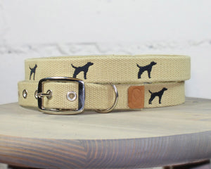 Black Lab Dog Collar