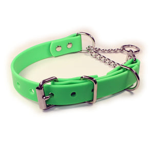 Waterproof Adjustable Martingale Dog Collar