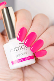 Neon Pink Gel Polish 7ml
