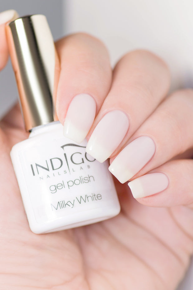 Milky White Gel Polish 7ml