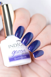 Shanghai Glitter Gel Polish 7 ml