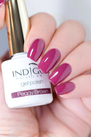 Peggy Brown Gel Polish 7ml