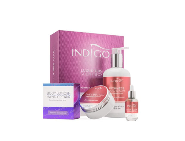 Raspberry Love Indigo Home SPA Set