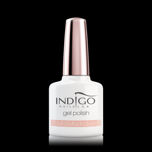 Mr & Mrs Indigo Gel Polish 7ml
