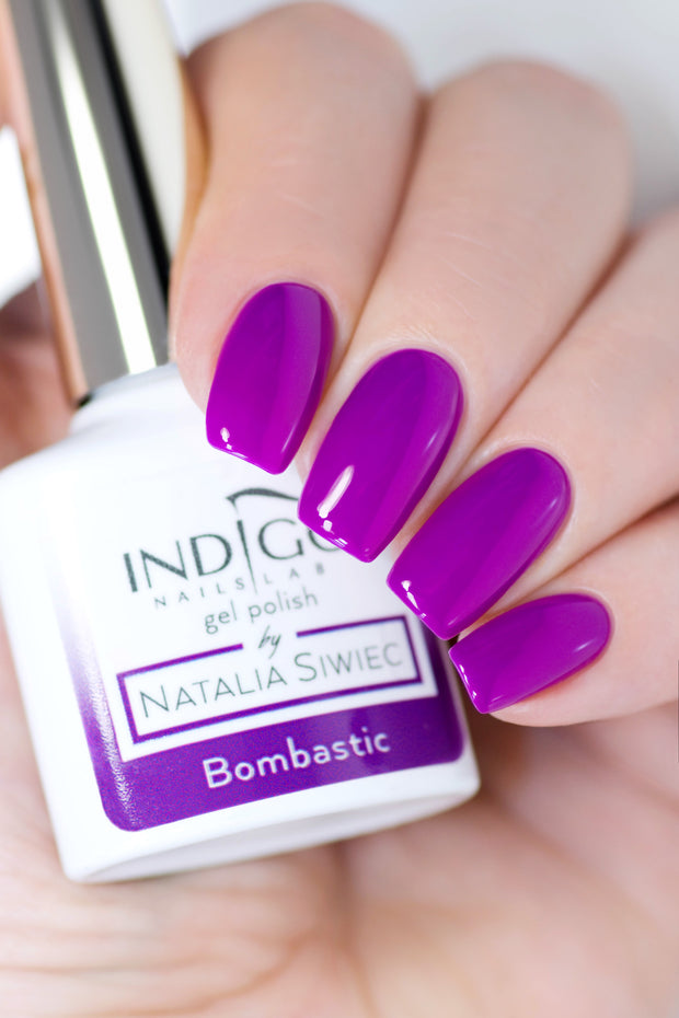 Bombastic Gel Polish