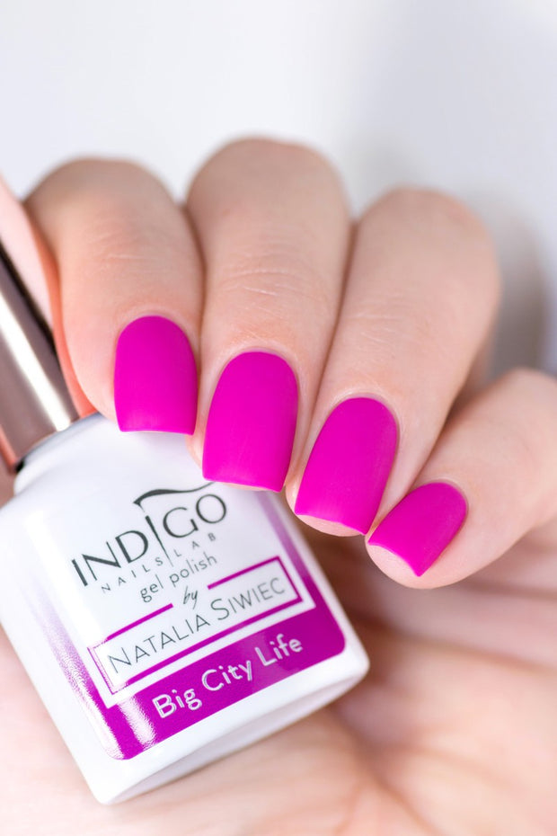 Big City Life Gel Polish