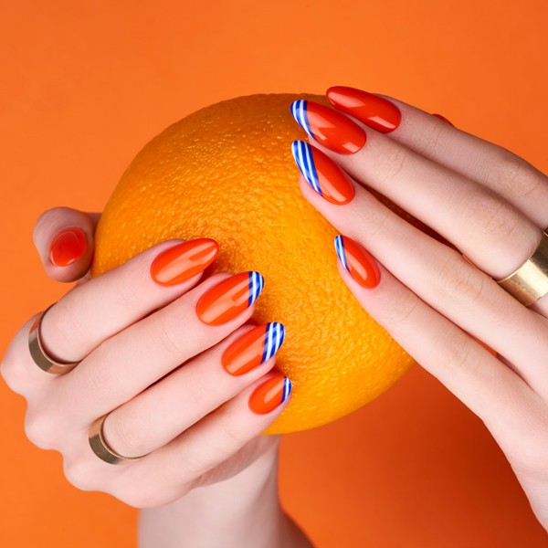 Sicilian Orange Gel Polish 7 ml