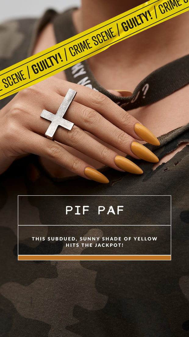 Pif Paf Gel Polish